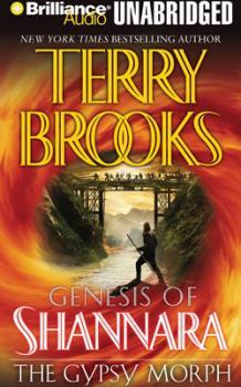 Genesis-of-Shannara-Book-3-The-Gypsy-Morph-Terry-Brooks-unabridged-Brilliance-Audio-books